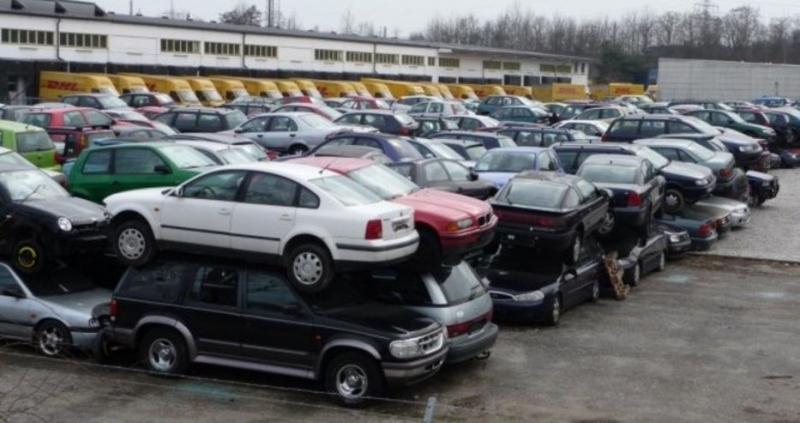 В Германия хвърлят дизелите на сметищата
