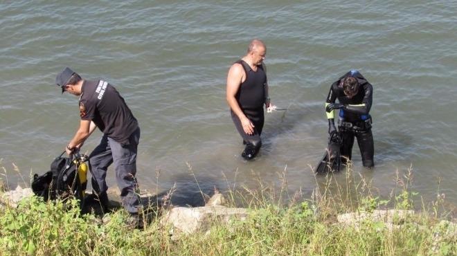 Водолази издирват удавник в река Дунав край Видин, научи ексклузивно