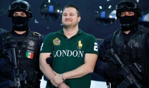 Бивш американски атлет, който стана мексикански наркобарон, беше осъден на