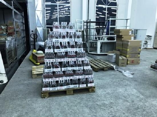 Мобилен екип на Митница Лом предотврати нелегален износ на 6000