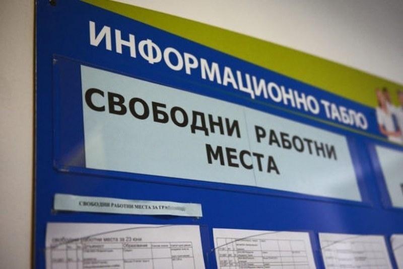 """Регионалните дирекции """"Бюро по труда"""" обявиха свободните работни места към"""