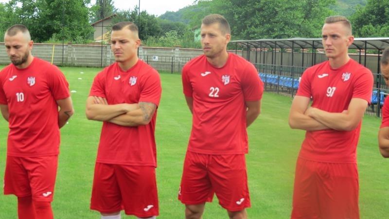 """Още двама нови футболисти бяха привлечени в """"Кариана""""/Ерден/. Първа тренировка"""