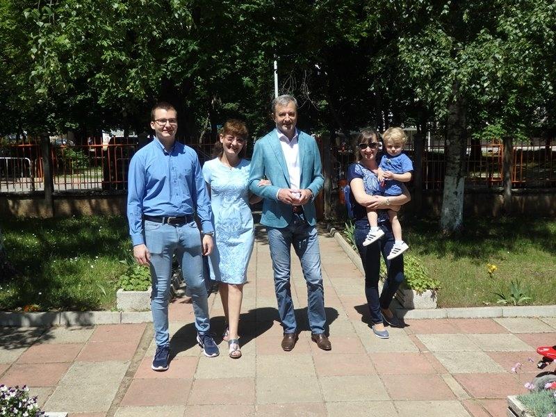 """Д-р Иво Ралчовски: """"Гласувах за силна, солидарна и стабилна Европа"""""""