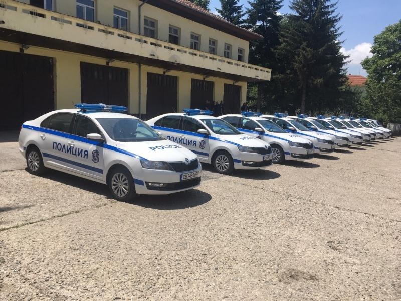 Преди броени минути от областната дирекция на МВР във Враца