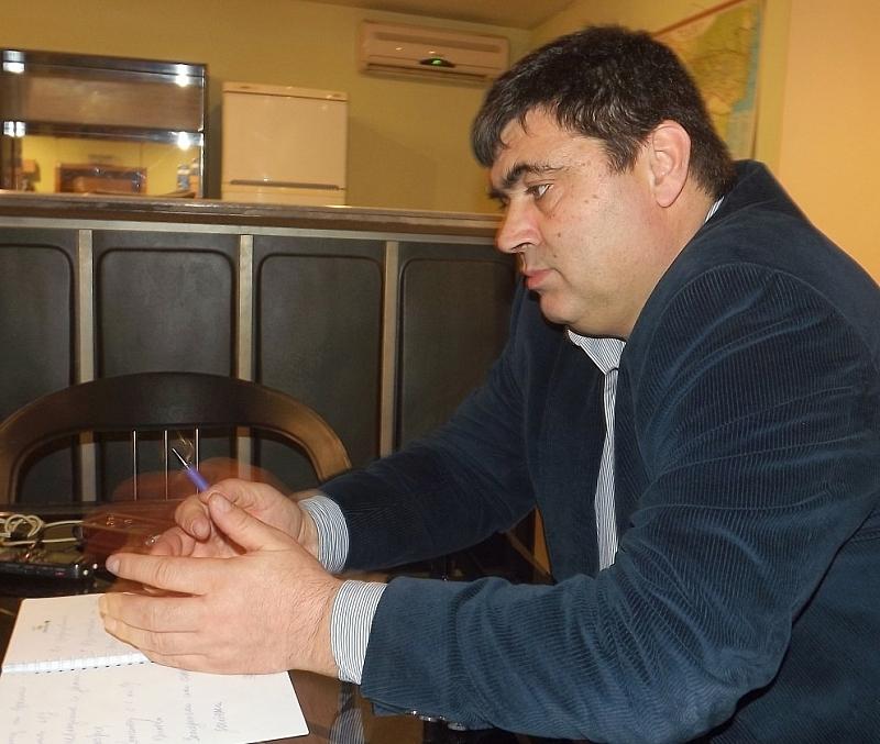 В края на българското европредседателство социалния министър Бисер Петков подаде