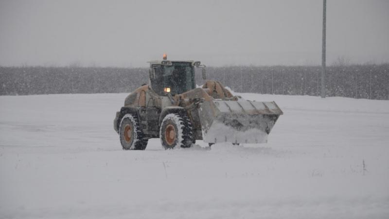 До 5 сантиметра достига снежната покривка във Врачанско