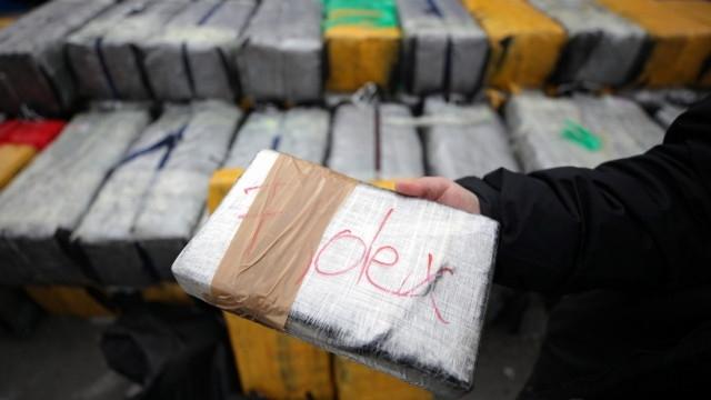 Снимка: Морето край Шабла изхвърли чували със 170 кг кокаин