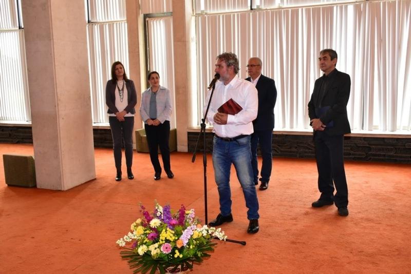Министърът на културата откри юбилейното издание на Националния фестивал на малките театрални форми във Враца /снимки/