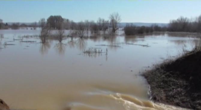 Няма замърсяване на водата в Брегово, покачиха се подпочвените води