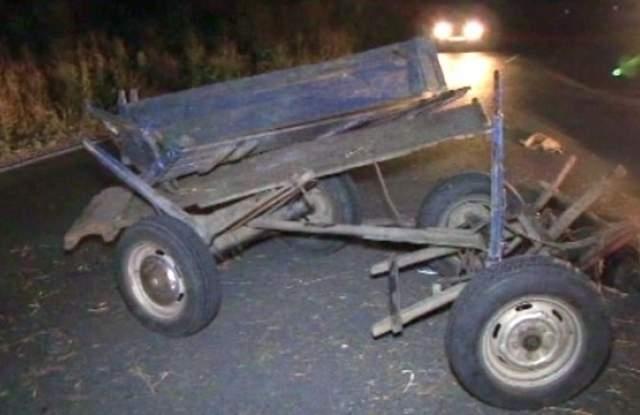 Водач на каруца загина при тежка катастрофа в Плевенско, съобщиха