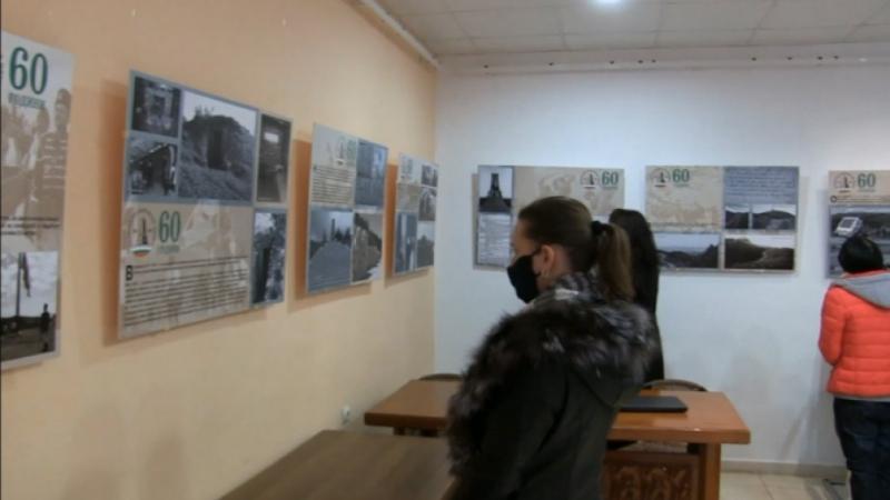 """Откриха изложба """"60 години национален парк музей Шипка"""" в Оряхово."""