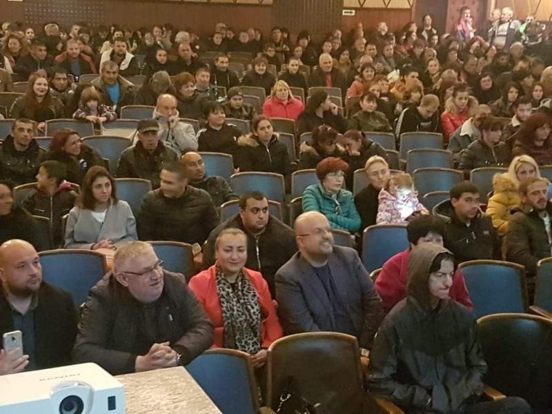"""Днес в голямата зала на читалище """"Цани Иванов"""" в Борован"""