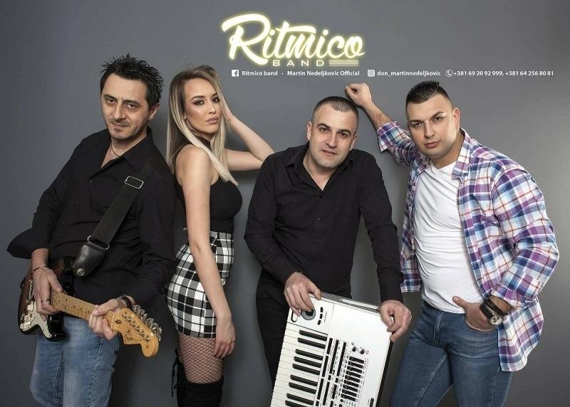 Сензацията на сръбските дискотеки Ritmico Band идват във Враца