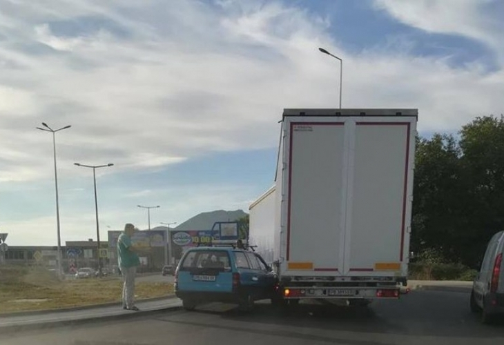 Нова катастрофа е станала на пътя Пловдив – Асеновград тази