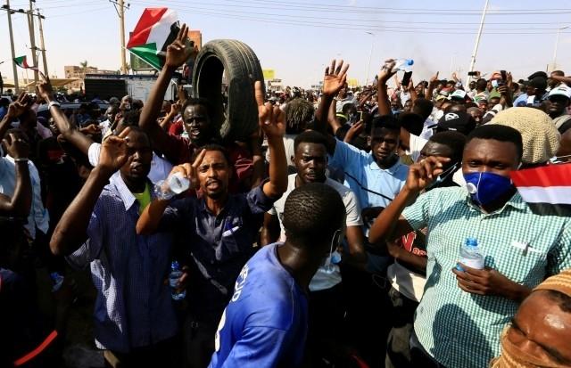Председателят на Суверенния съвет на Судан Абдел Фатах ал-Бурхан обяви