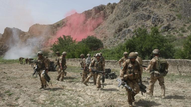 """Въоръжените сили на Афганистан ликвидираха един от главатарите на """"Ислямска"""