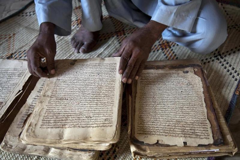 Турската полиция задържа 4-ма трафиканти с ръкописи от преди хиляда години
