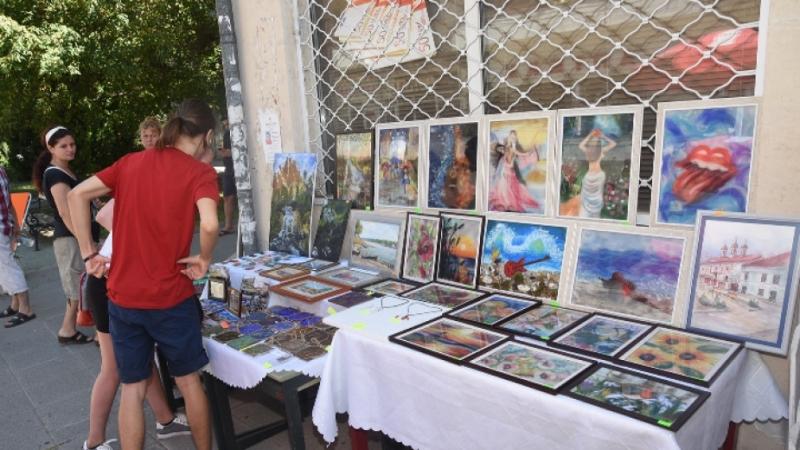 Втори базар на изкуствата, средствата от който ще бъдат използвани