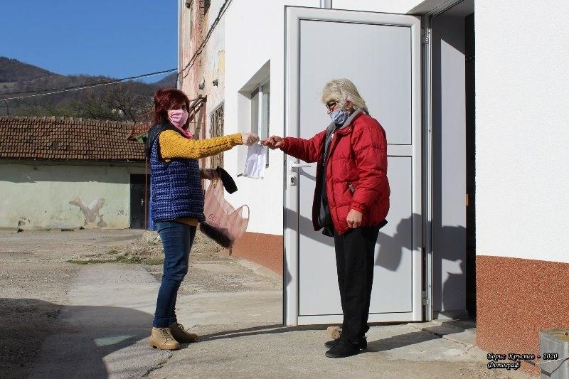 По инициатива на кмета на Зверино Стоян Петров в най-голямото