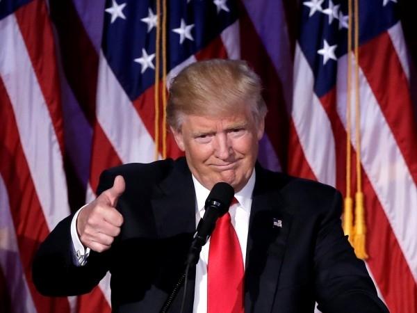 Американският президент Доналд Тръмп изрази надежда, че кюрдите в Сирия