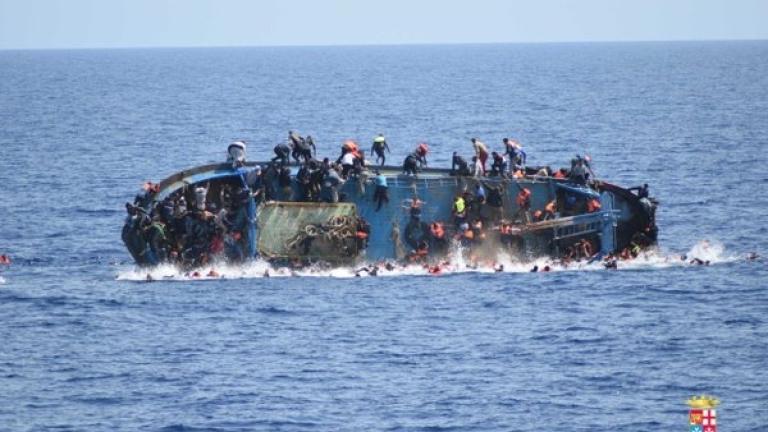 16 бежанци са се удавили, а около 30 са изчезнали