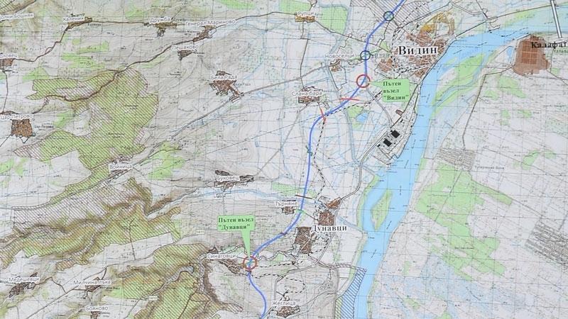 Отчуждителни процедури между Мездра и Ботевград за изграждането на скоростния