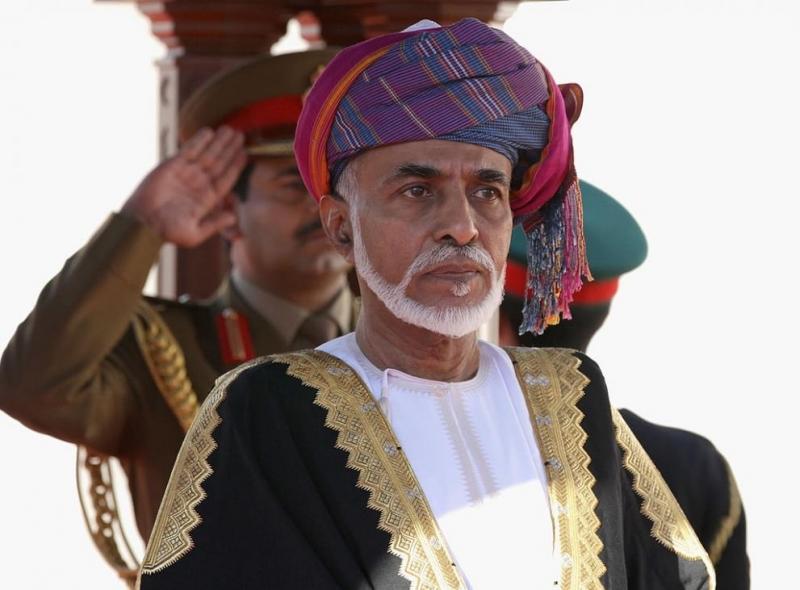 Министърът на културата и националното наследство на ОманХайтам бин Тарик