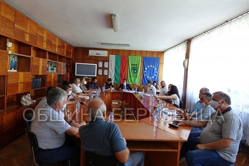 """Съветниците в Берковица дадоха съгласието си ОУ """"Св.св. Кирил и"""