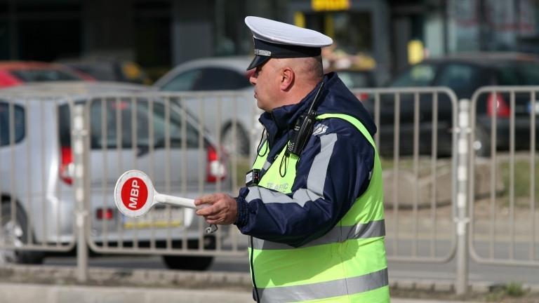Снимка: Спипаха нарушители на пътя при спецакция в Оряхово