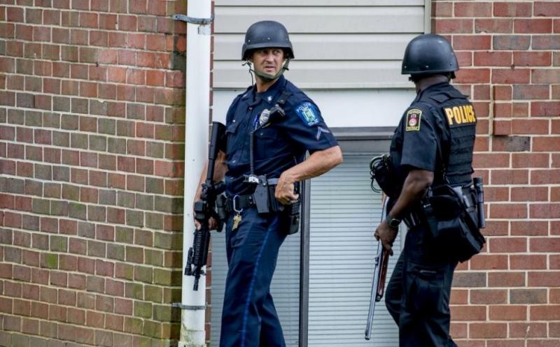 Един убит и осем ранени при стрелба във Вашингтон