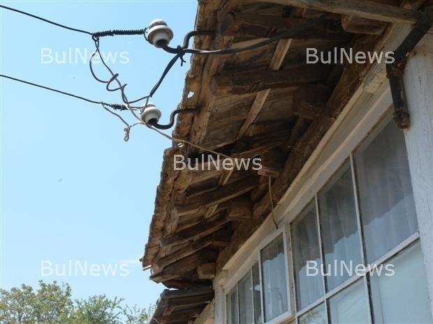 Заловиха жена да краде ток в Алтимир