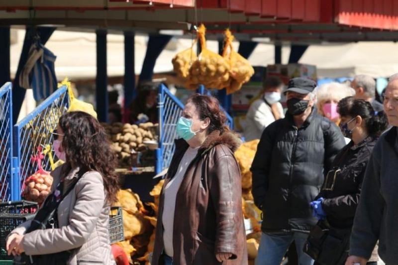 За времето, в което не работят, търговците на общинските пазари