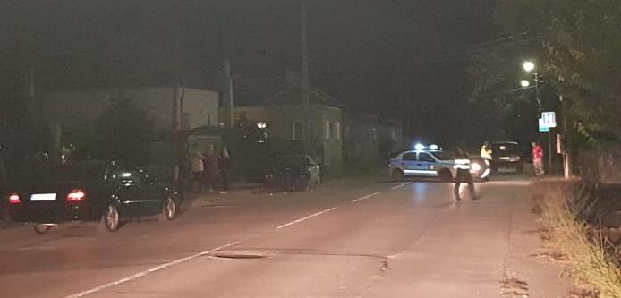 Полицаи са задържали заподозрения за катастрофата в петък, при която