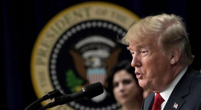 Президентът на САЩДоналд Тръмпизбра човек с дългогодишен опит в специалните