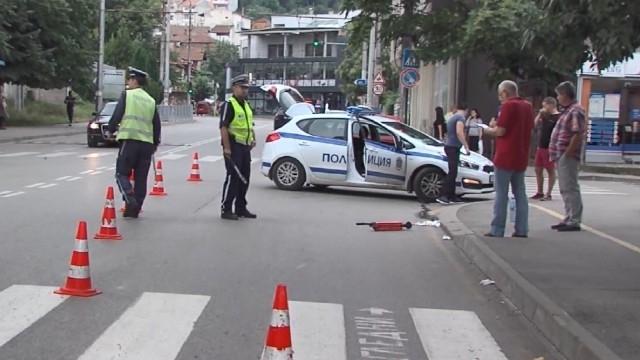 Снимка: Жена загина при катастрофа в Габровско, извършителят избяга