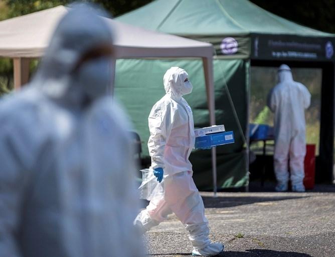 Броят на заразените с коронавируса в Полша надхвърли 50 хиляди,