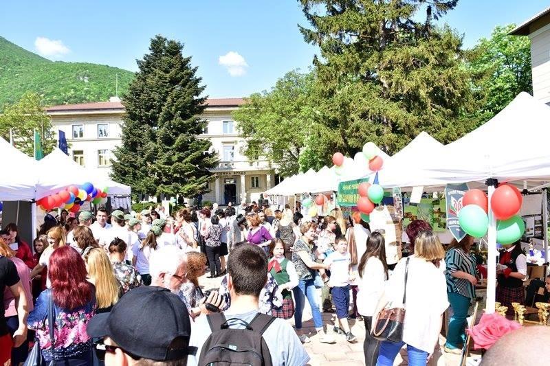 Кметът Калин Каменов откри шестото издание на Панорама на образованието