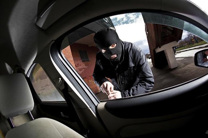 Крадци от Ботевград са атакували кола в Козлодуй, съобщиха от