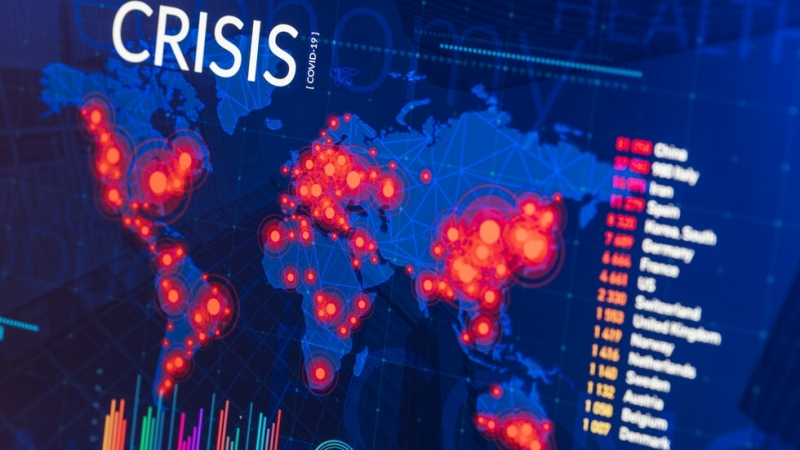 Повече от 133 милиона случая на коронавирус са били регистрирани