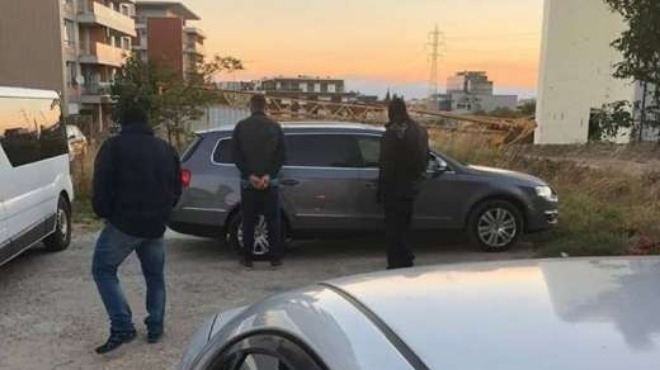 Автокрадецът Геоги Воденичаров-Кико бе заловен на място при кражба на