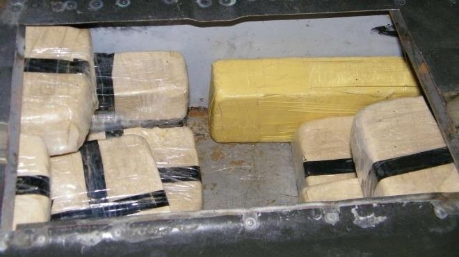 Над 100 кг хероин на стойност повече от 9 млн.