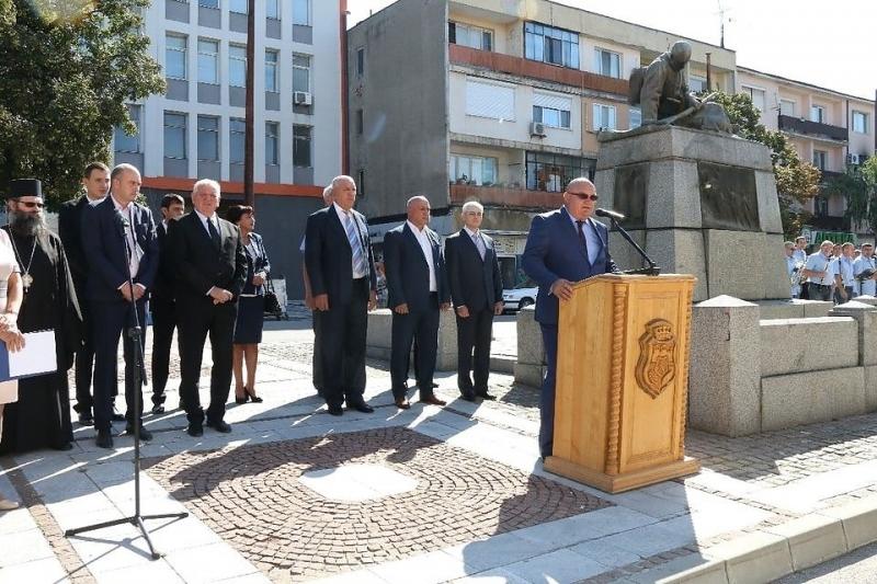 Община Видин отбеляза тържествено 135 г. от Съединението. По традиция