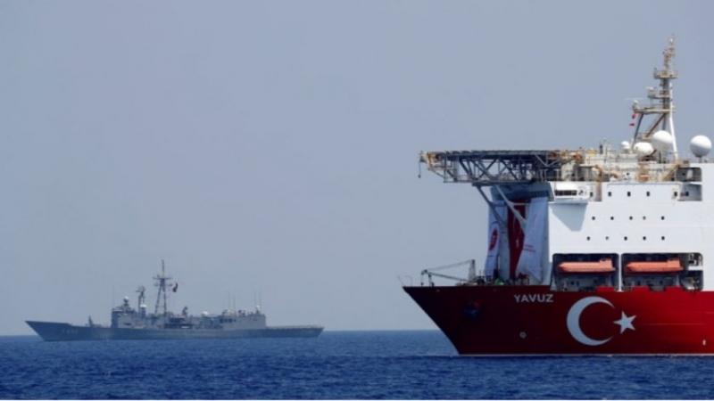 Турция започва проучвания за нефт и газ в Черно море