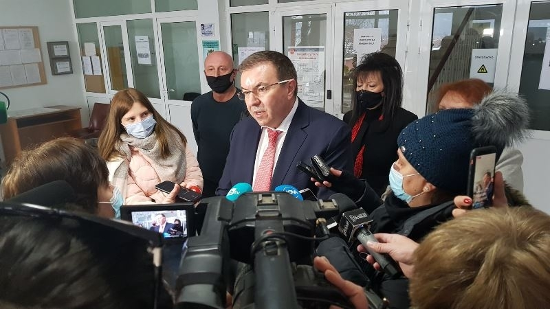 Има нарастване в заболеваемостта от COVID-19 във Враца, но няма