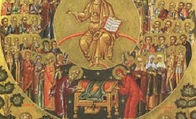 На 10 април Църквата тачи паметта на светите мъченици Терентий,