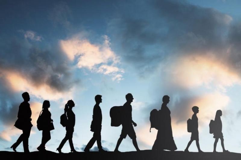 Белгия е залята в последните месеци от нова вълна мигранти,