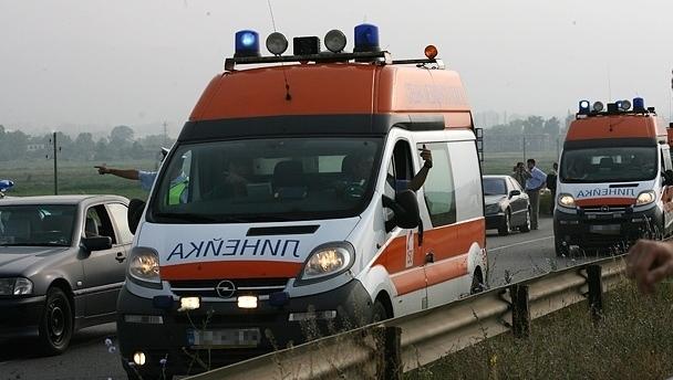 58-годишен мъж е загинал при тежка катастрофа произшествие на разклона
