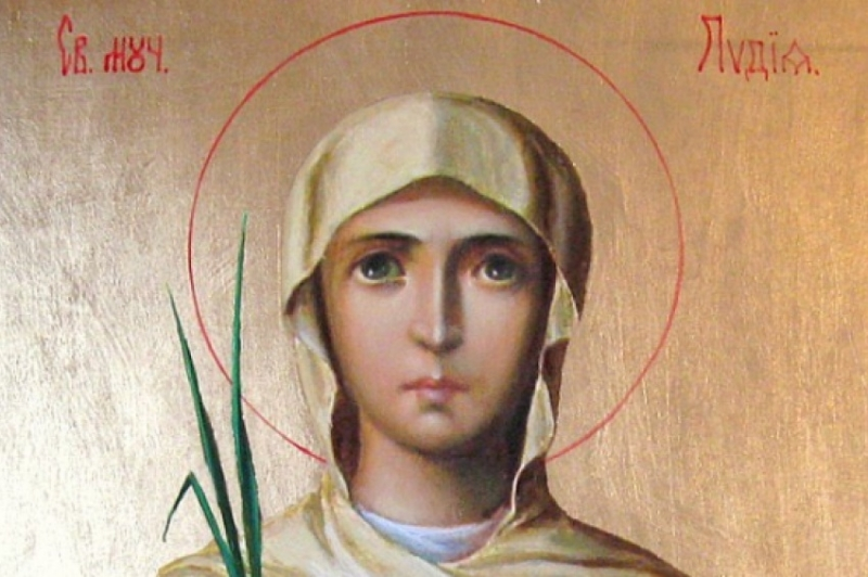 Красиво име празнува днес, почитаме първата християнка в Европа