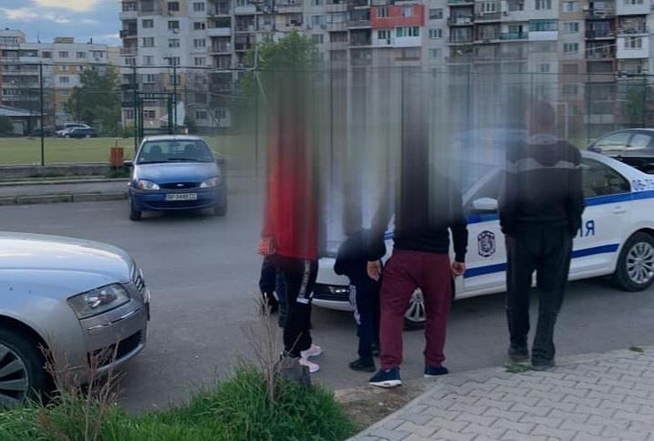 След подаден сигнал, екипи на звено Инспекотрат и полицията извършиха