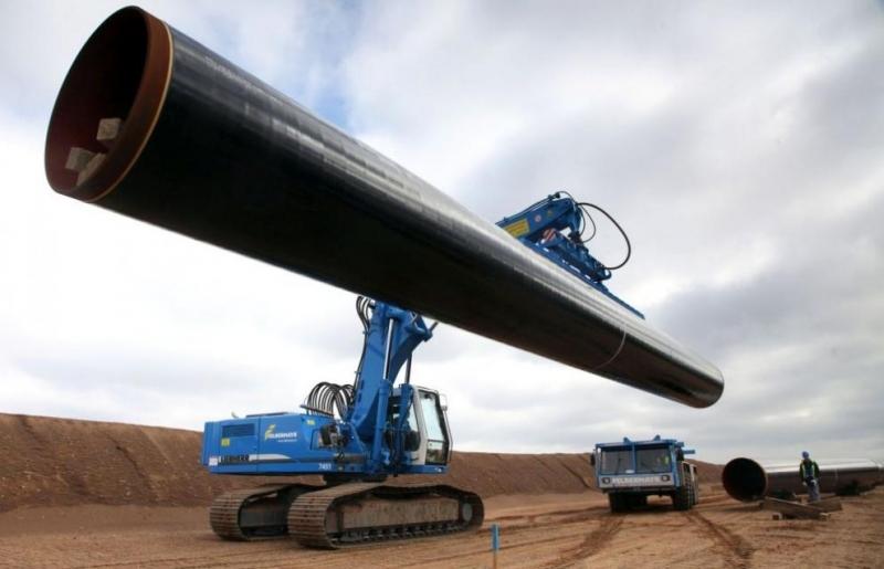 """Изграждането на газопровода """"Северен поток-2"""" ще продължи в началото на"""